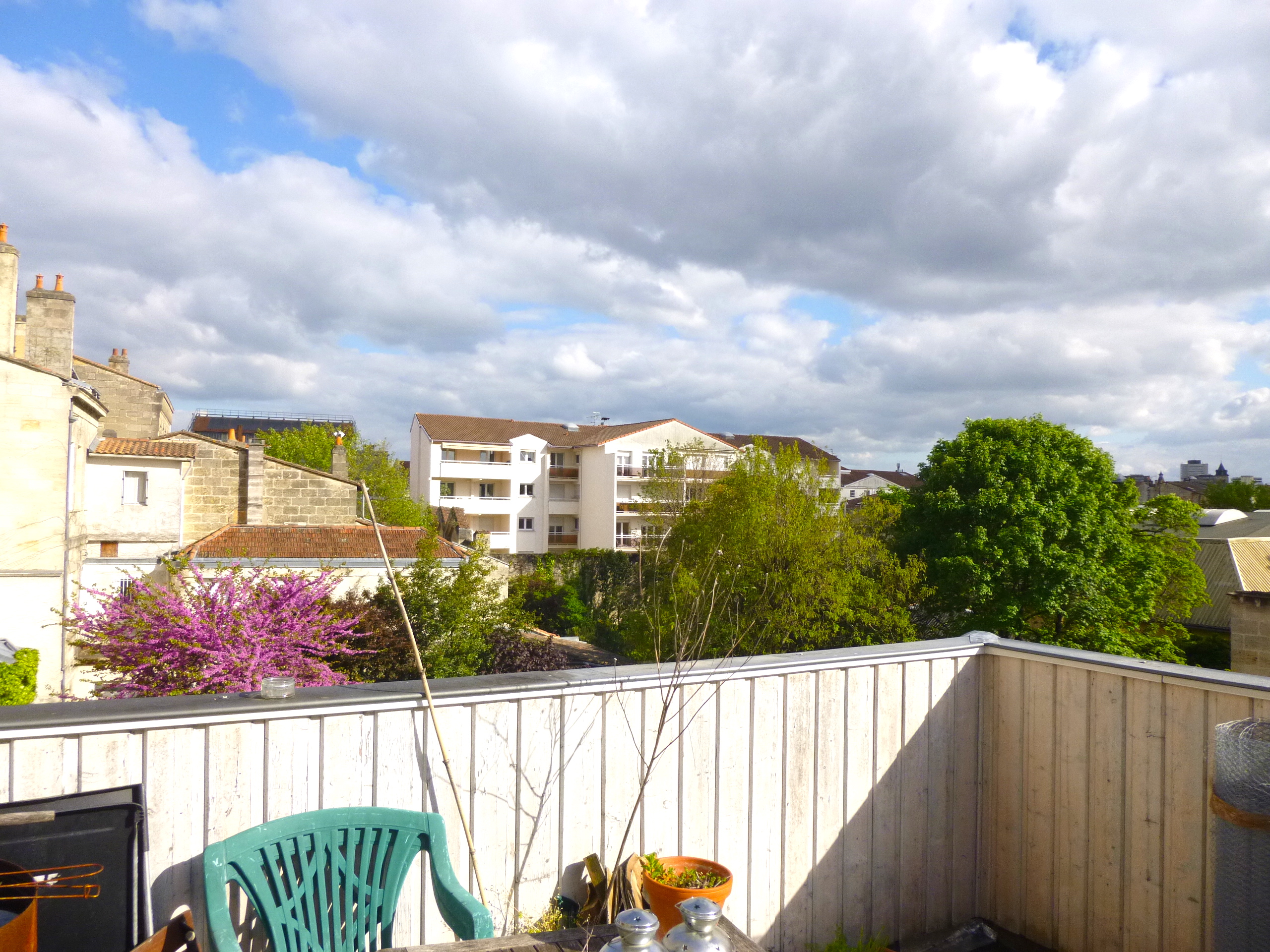 T3 terrasse bordeaux fondaud ge agence immobili re for Appartement bordeaux fondaudege