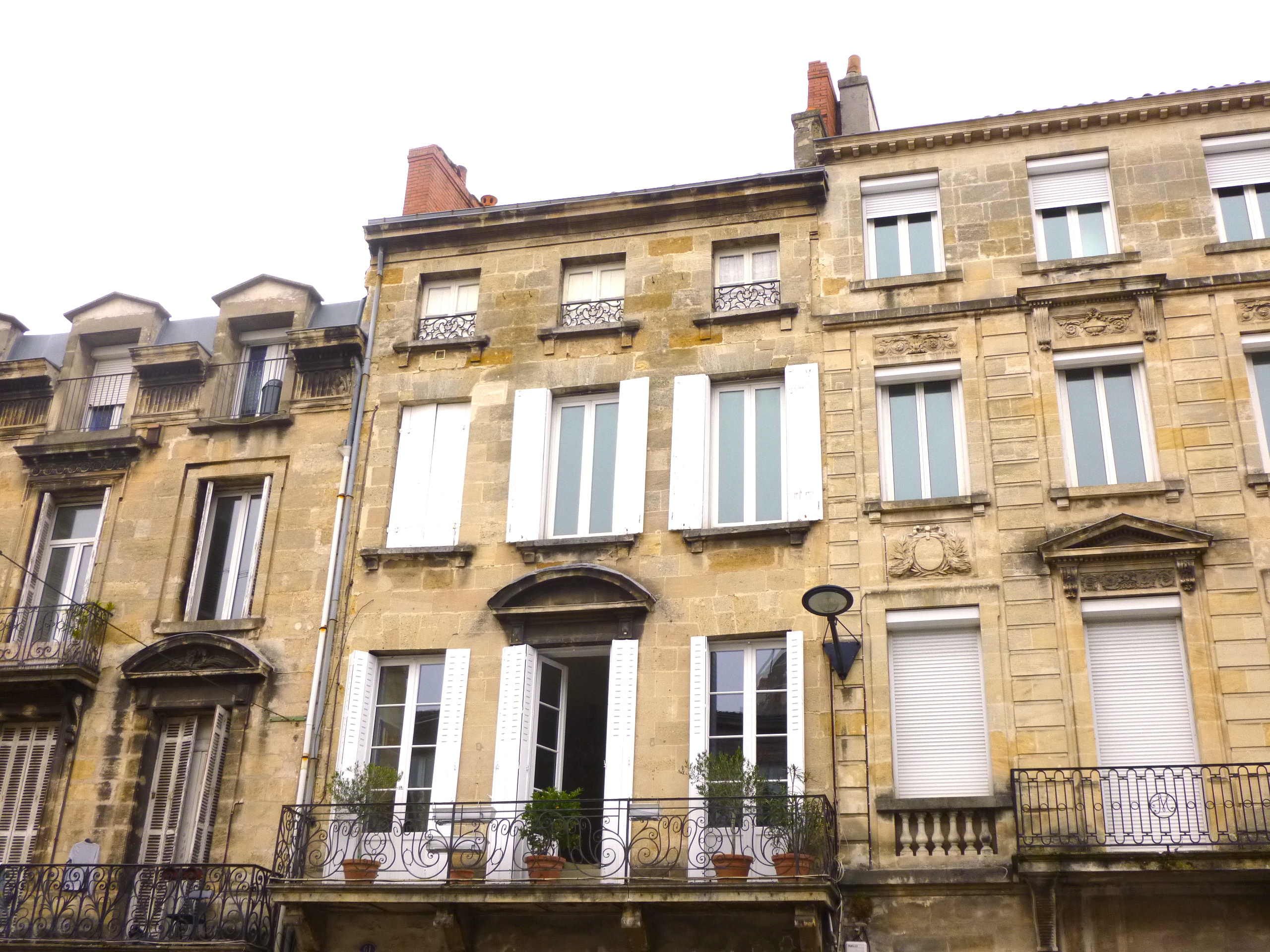 T3 bordeaux fondaud ge agence immobili re jonqu res d 39 oriola for Appartement bordeaux fondaudege