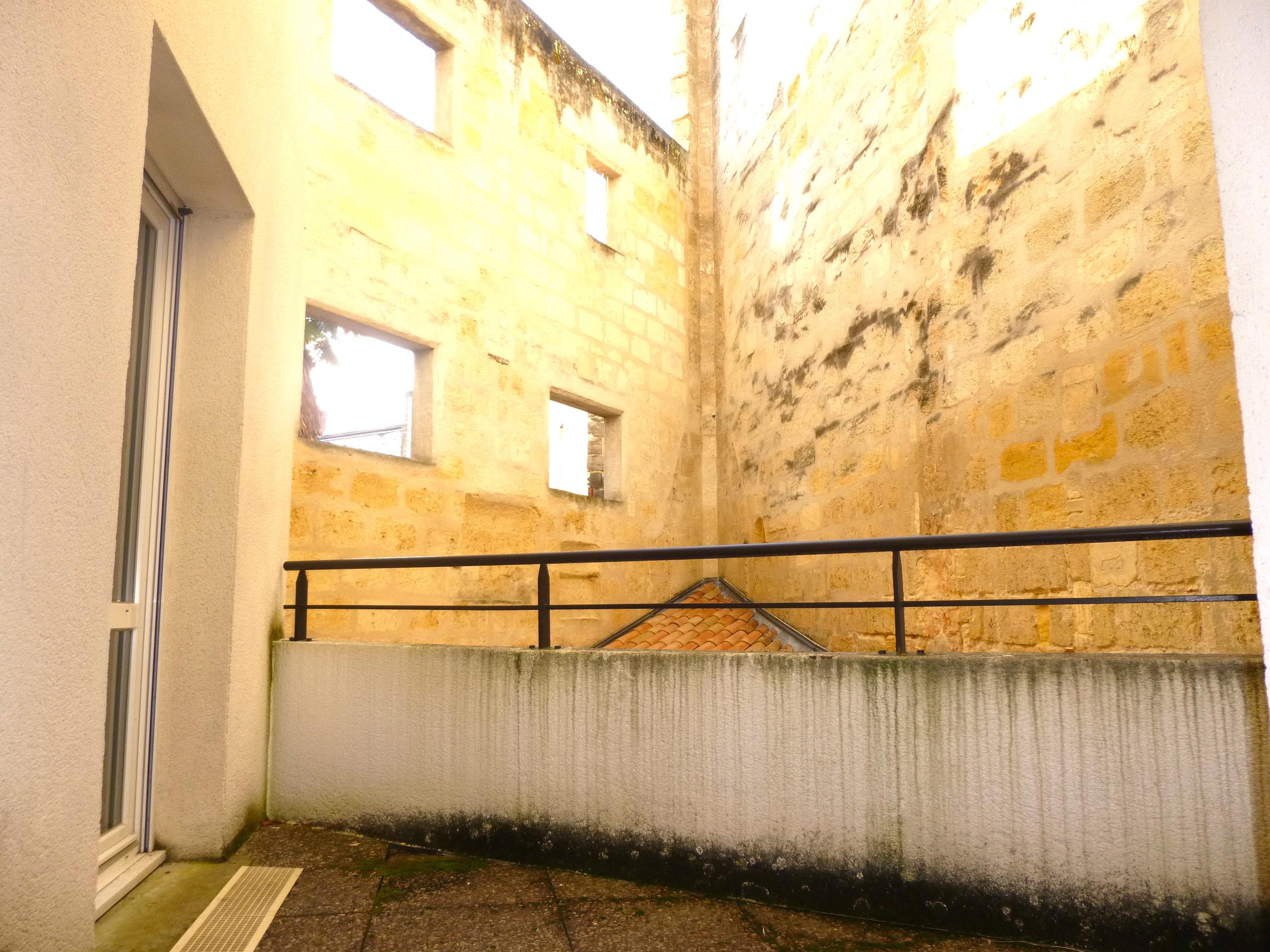 T3 terrasse bordeaux jardin public agence immobili re for T3 bordeaux
